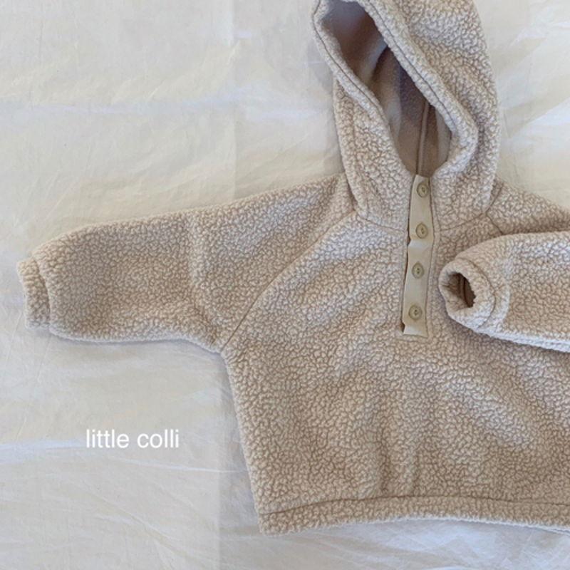 LITTLE COLLI - Korean Children Fashion - #Kfashion4kids - Dumble Button Anorak - 3