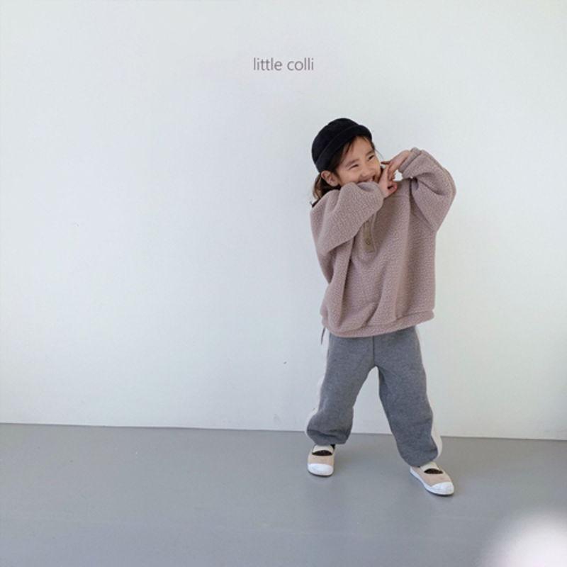 LITTLE COLLI - Korean Children Fashion - #Kfashion4kids - Dumble Button Anorak - 8
