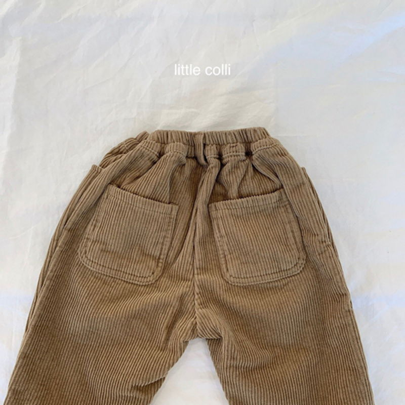 LITTLE COLLI - Korean Children Fashion - #Kfashion4kids - Winter Pintuck Pants - 10