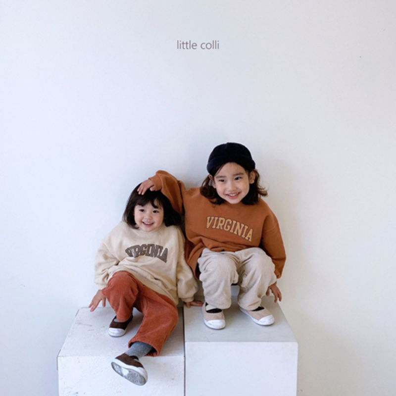 LITTLE COLLI - Korean Children Fashion - #Kfashion4kids - Winter Pintuck Pants - 3