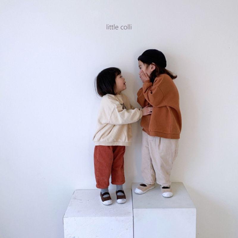LITTLE COLLI - Korean Children Fashion - #Kfashion4kids - Winter Pintuck Pants - 4