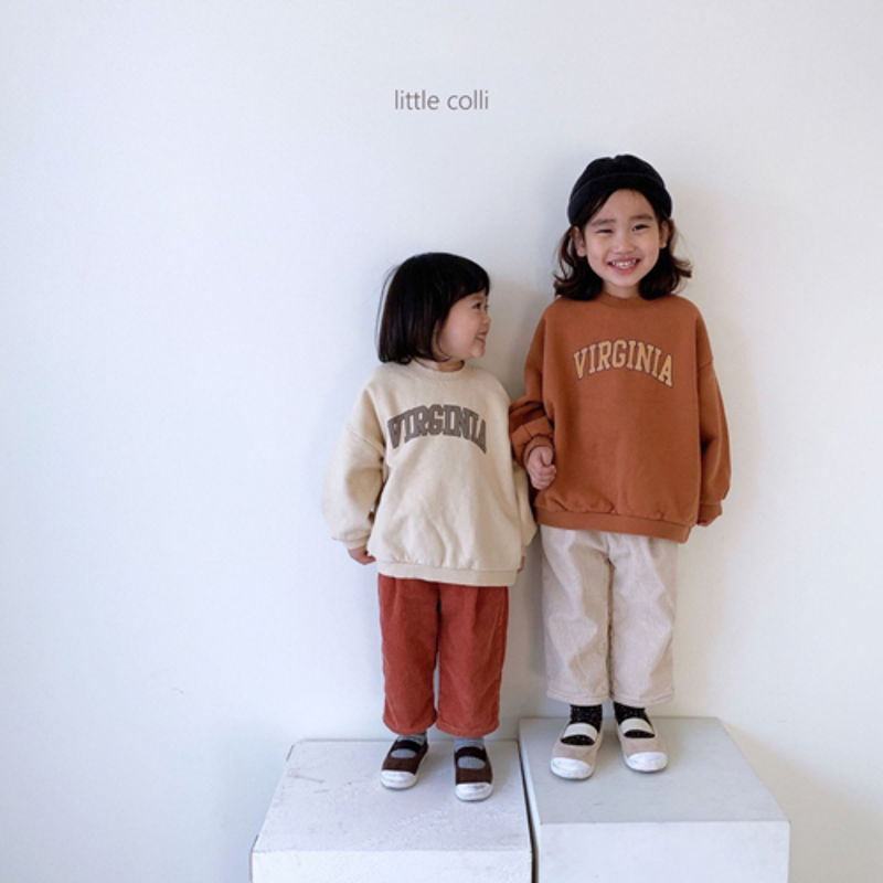 LITTLE COLLI - Korean Children Fashion - #Kfashion4kids - Winter Pintuck Pants - 6