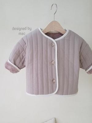 MAC - BRAND - Korean Children Fashion - #Kfashion4kids - Napping Jacket