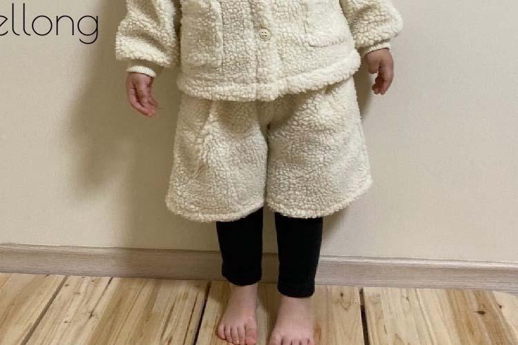 MINIMELLONG - BRAND - Korean Children Fashion - #Kfashion4kids - Dumble Pants Leggings