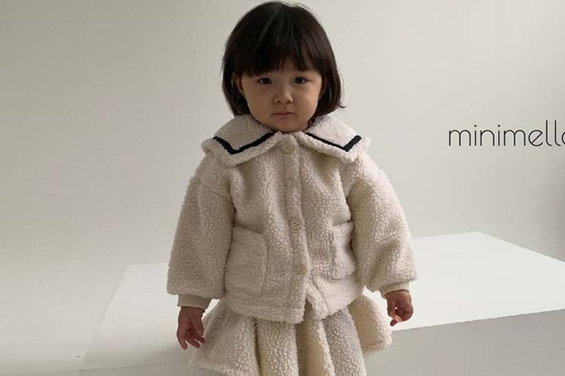 MINIMELLONG - BRAND - Korean Children Fashion - #Kfashion4kids - Dumble Sailor Jacket