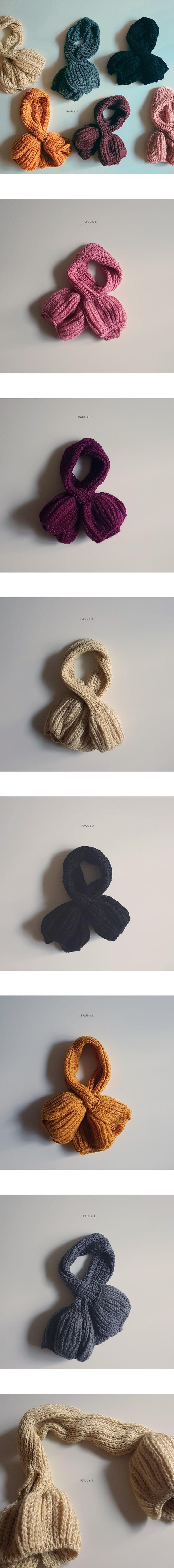 PAUL & J - Korean Children Fashion - #Kfashion4kids - Blingbling Muffler