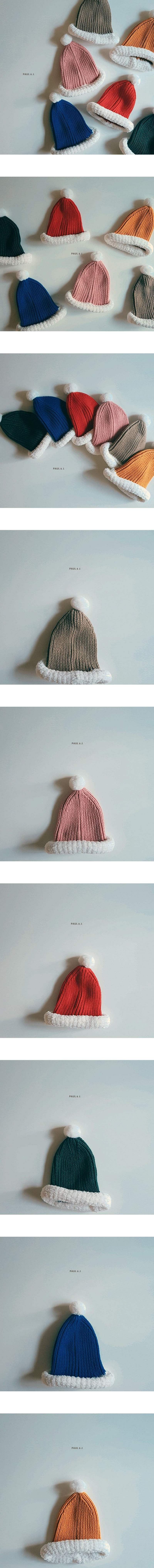 PAUL & J - Korean Children Fashion - #Kfashion4kids - Santa Beanie