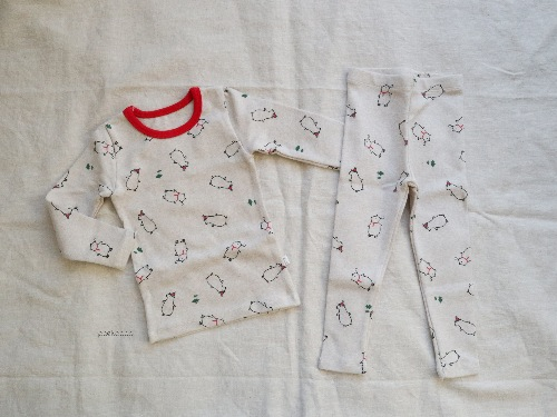PEEKABOO - Korean Children Fashion - #Kfashion4kids - Happy Bear Easywear