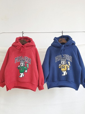 RIWOO RIWOO - BRAND - Korean Children Fashion - #Kfashion4kids - Mago Hood MTM