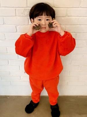 RIWOO RIWOO - BRAND - Korean Children Fashion - #Kfashion4kids - Paul Top Bottom Set