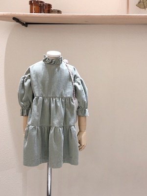 STUDIO M - BRAND - Korean Children Fashion - #Kfashion4kids - Charlotte Corduroy One-piece