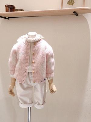 STUDIO M - BRAND - Korean Children Fashion - #Kfashion4kids - Moon Light Cardigan