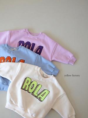 YELLOW FACTORY - BRAND - Korean Children Fashion - #Kfashion4kids - Rola MTM