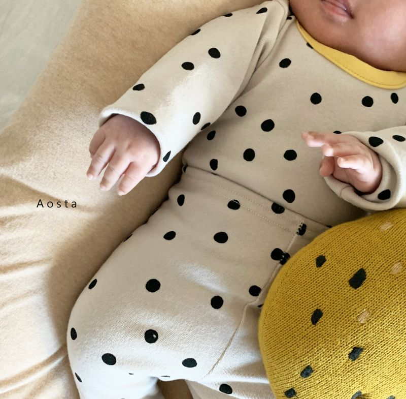 AOSTA - Korean Children Fashion - #Kfashion4kids - Dot Dot Easywear - 11