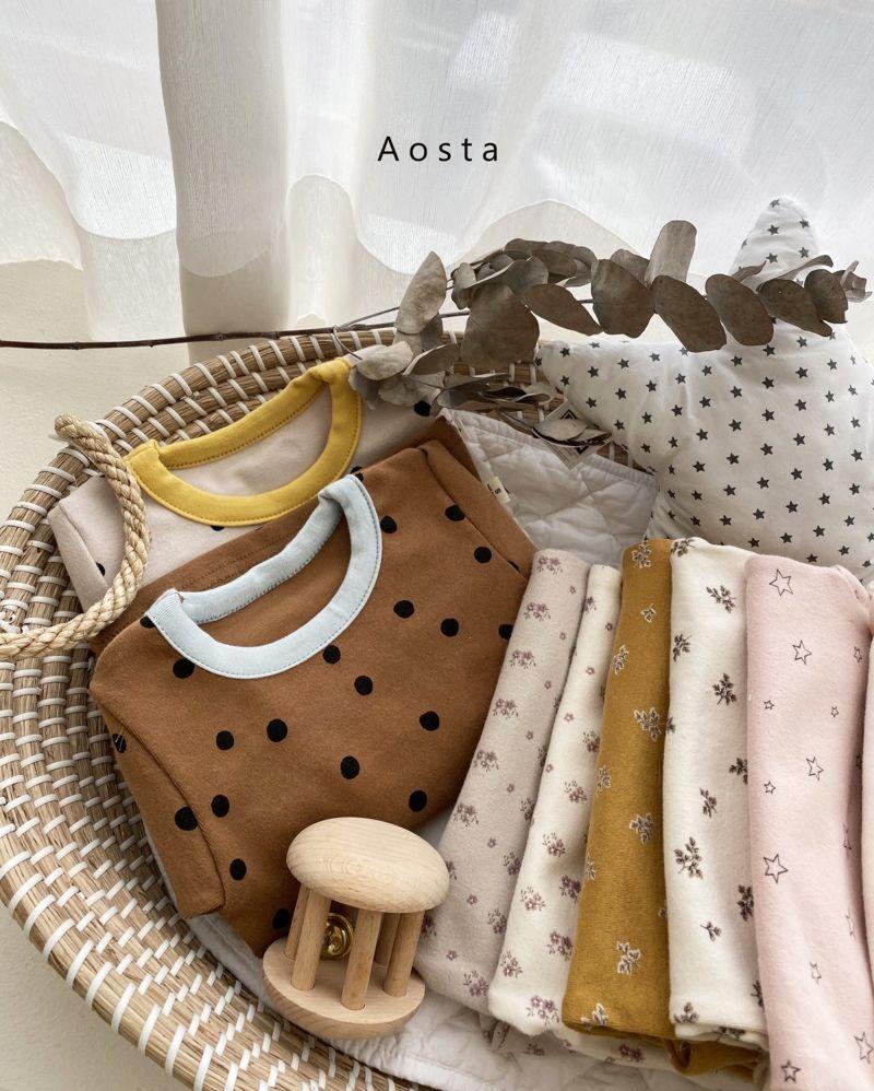 AOSTA - Korean Children Fashion - #Kfashion4kids - Dot Dot Easywear - 4