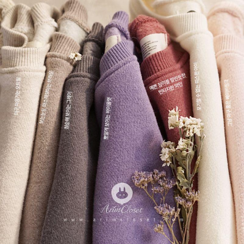 ARIM CLOSET - BRAND - Korean Children Fashion - #Kfashion4kids - Baby Cotton Winter MTM
