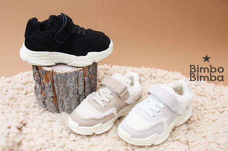 BIMBO BIMBA - BRAND - Korean Children Fashion - #Kfashion4kids - Hot Sneakers