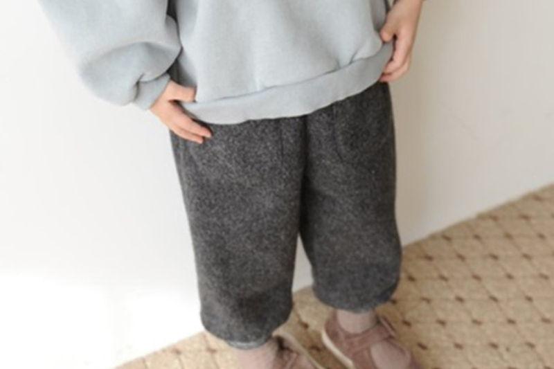 BUTTERCUP - BRAND - Korean Children Fashion - #Kfashion4kids - Pocket Butter Pants
