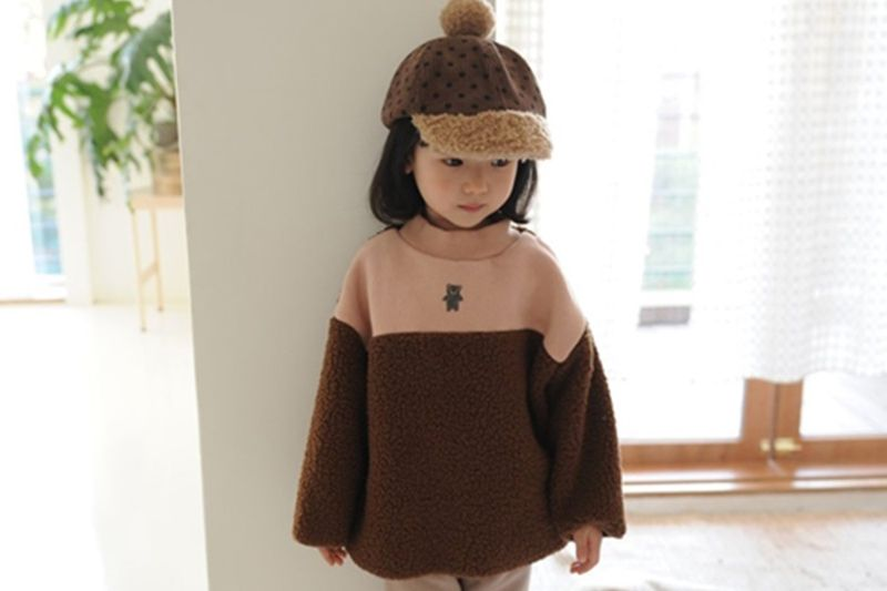BUTTERCUP - BRAND - Korean Children Fashion - #Kfashion4kids - Bear Dumble MTM