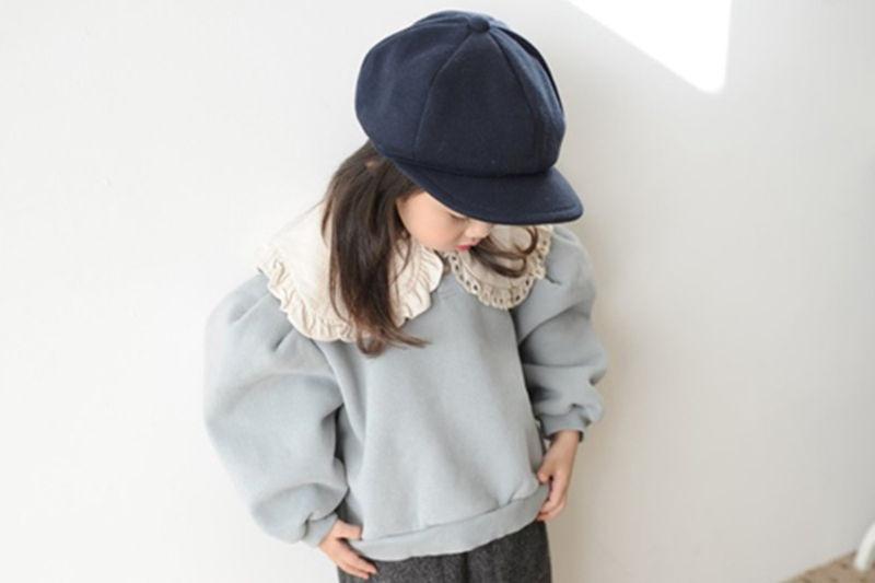 BUTTERCUP - BRAND - Korean Children Fashion - #Kfashion4kids - Unbalance Frill MTM