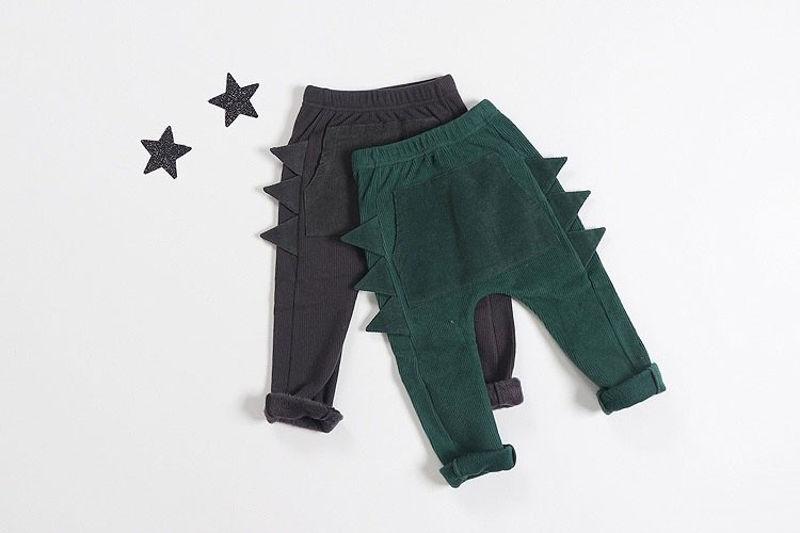 COCO RABBIT - BRAND - Korean Children Fashion - #Kfashion4kids - Dino Pants
