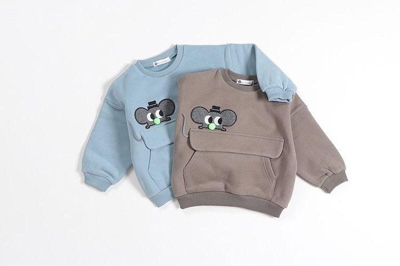 COCO RABBIT - BRAND - Korean Children Fashion - #Kfashion4kids - Mouse MTM