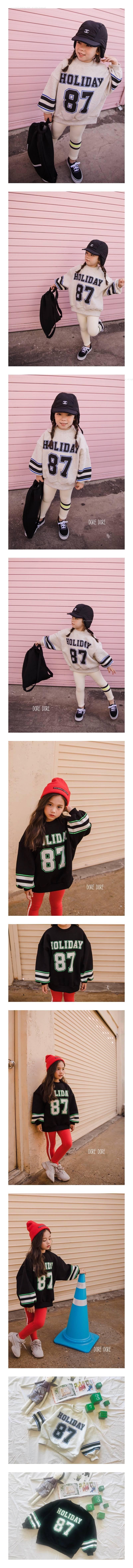 DORE DORE - Korean Children Fashion - #Kfashion4kids - Holiday MTM