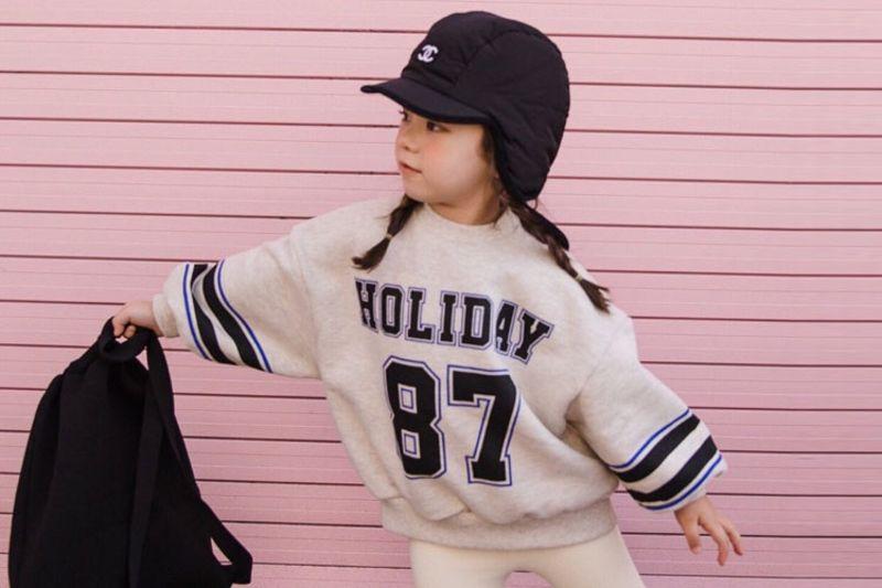 DORE DORE - BRAND - Korean Children Fashion - #Kfashion4kids - Holiday MTM