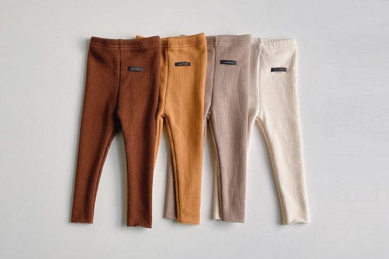 G.NEE - BRAND - Korean Children Fashion - #Kfashion4kids - Gnee Mink Leggings