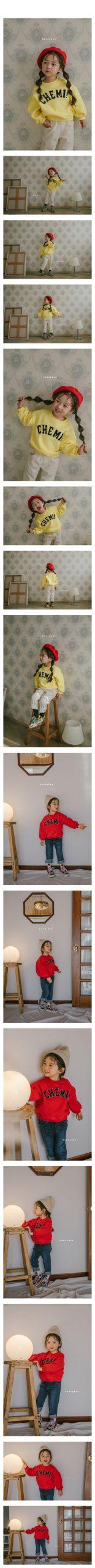 HONEYBEE - Korean Children Fashion - #Kfashion4kids - Chemi MTM