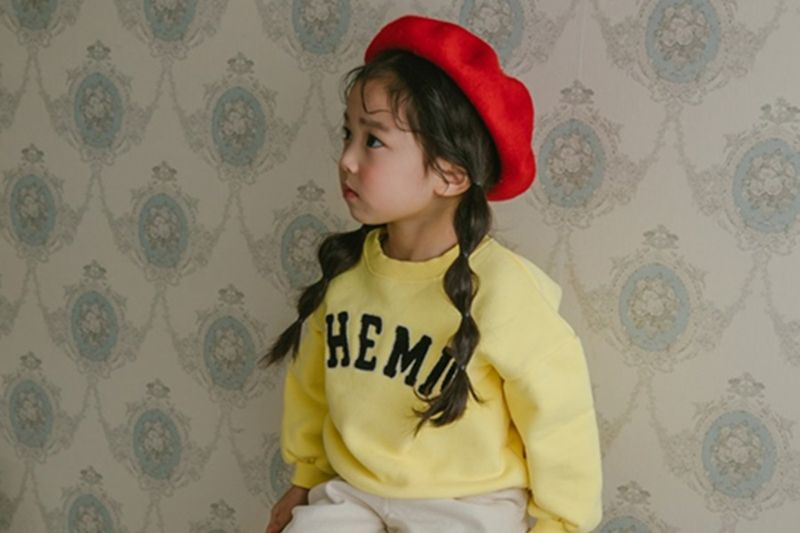 HONEYBEE - BRAND - Korean Children Fashion - #Kfashion4kids - Chemi MTM