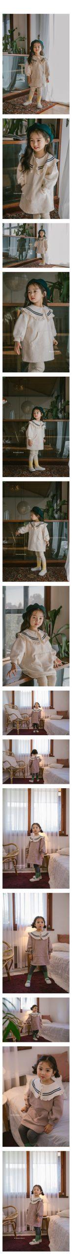 HONEYBEE - Korean Children Fashion - #Kfashion4kids - Tape One-piece