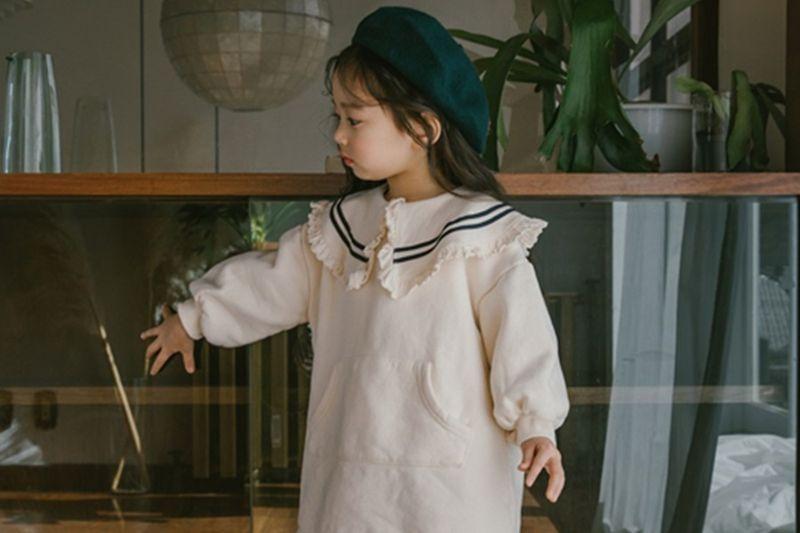 HONEYBEE - BRAND - Korean Children Fashion - #Kfashion4kids - Tape One-piece