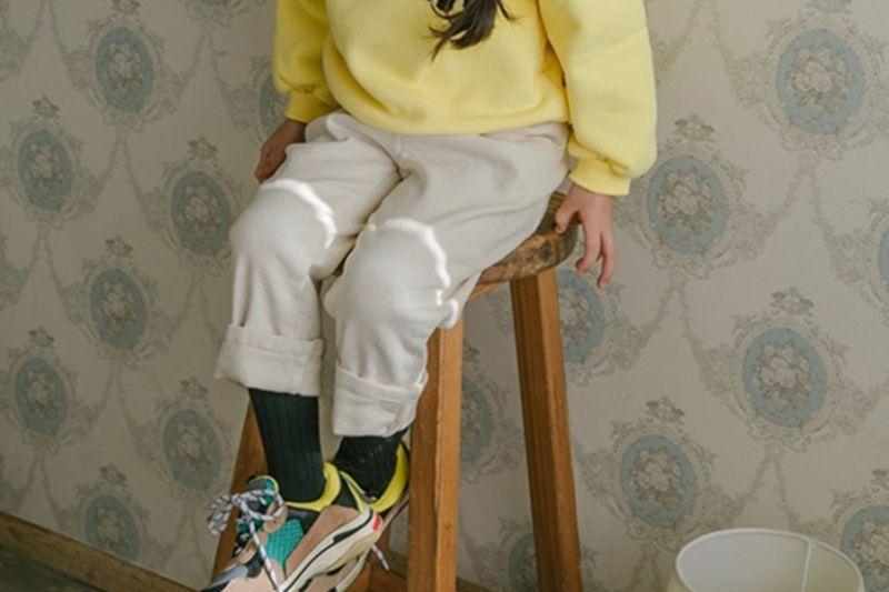 HONEYBEE - BRAND - Korean Children Fashion - #Kfashion4kids - Cotton Span Pants
