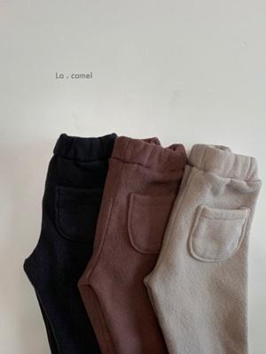 LA CAMEL - BRAND - Korean Children Fashion - #Kfashion4kids - Milk Pants