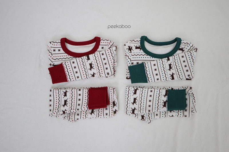 PEEKABOO - BRAND - Korean Children Fashion - #Kfashion4kids - Adult Nordic Easywear