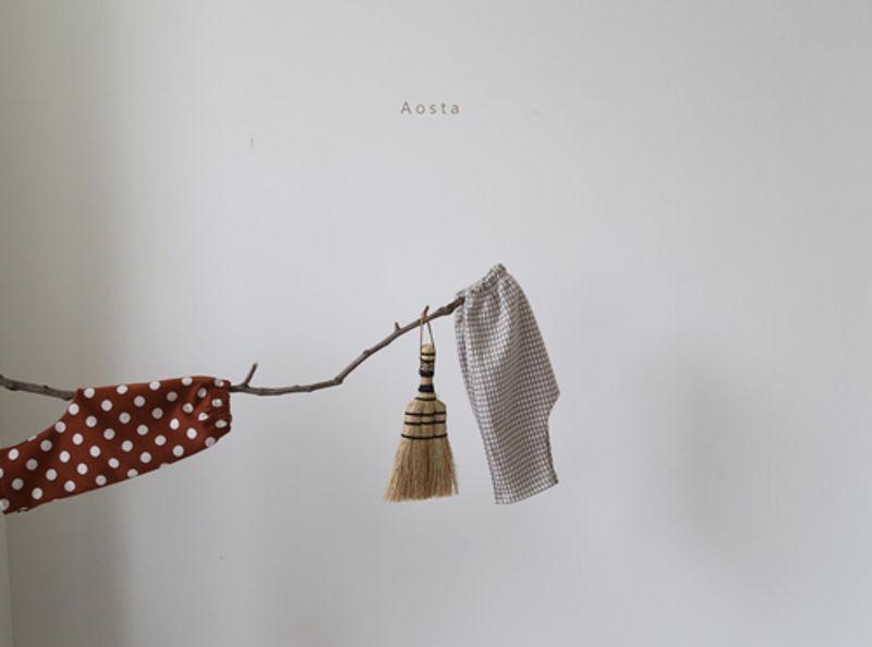 AOSTA - Korean Children Fashion - #Kfashion4kids - Marong Pants