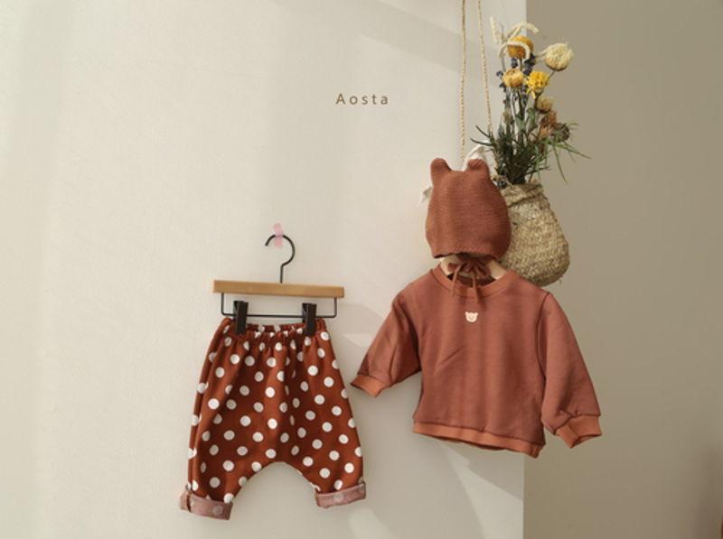 AOSTA - Korean Children Fashion - #Kfashion4kids - Marong Pants - 10