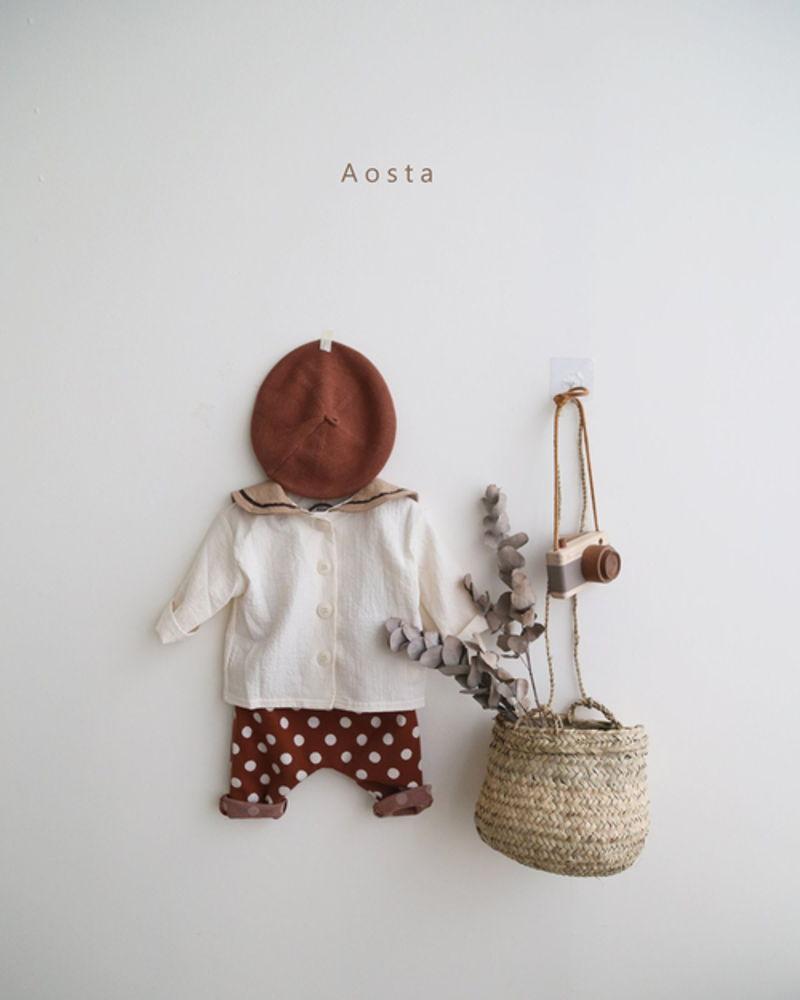 AOSTA - Korean Children Fashion - #Kfashion4kids - Marong Pants - 12
