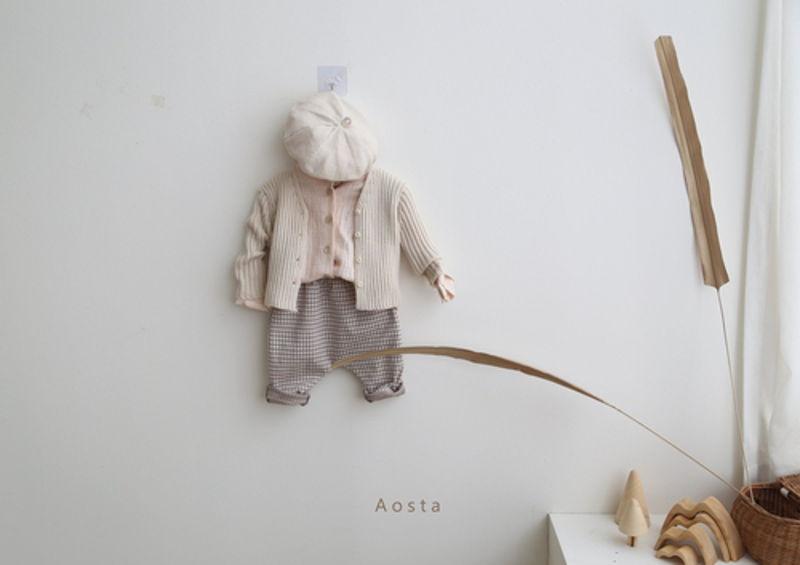 AOSTA - Korean Children Fashion - #Kfashion4kids - Marong Pants - 3