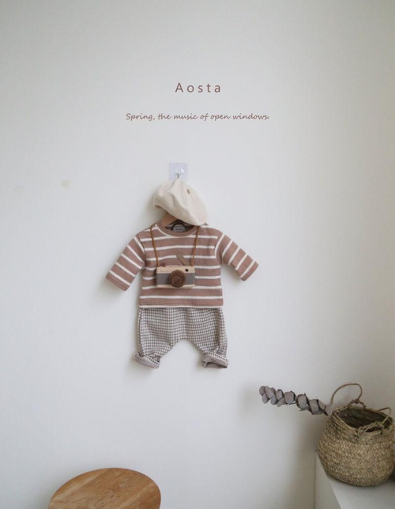 AOSTA - Korean Children Fashion - #Kfashion4kids - Marong Pants - 4