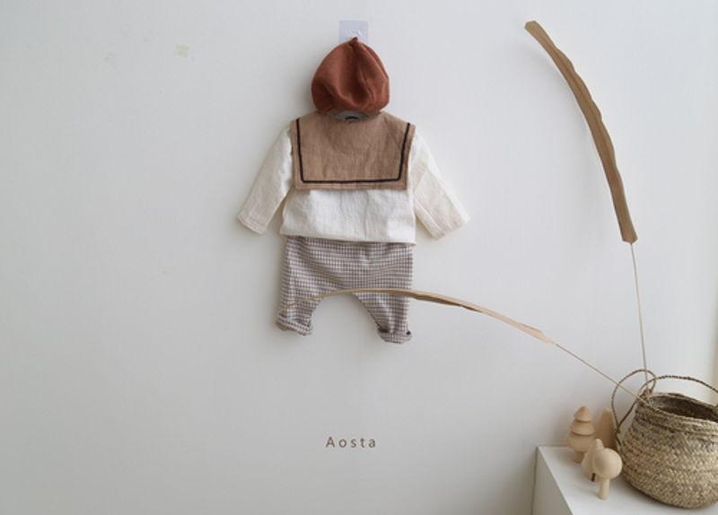 AOSTA - Korean Children Fashion - #Kfashion4kids - Marong Pants - 5