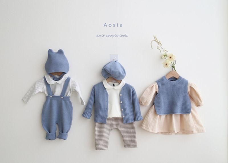 AOSTA - Korean Children Fashion - #Kfashion4kids - Marong Pants - 7
