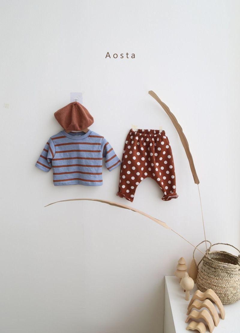 AOSTA - Korean Children Fashion - #Kfashion4kids - Marong Pants - 9
