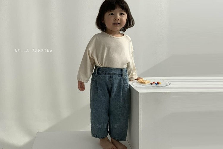 BELLA BAMBINA - BRAND - Korean Children Fashion - #Kfashion4kids - Spring Pants