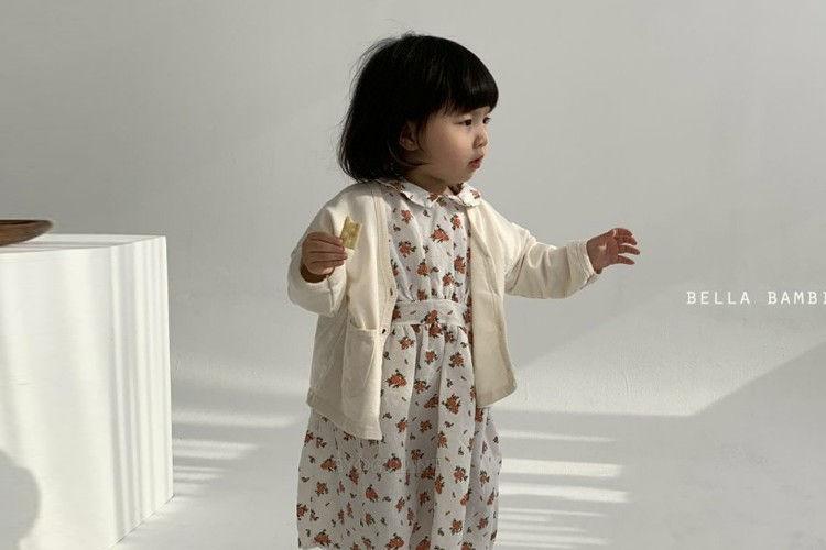 BELLA BAMBINA - BRAND - Korean Children Fashion - #Kfashion4kids - Baksi Cardigan