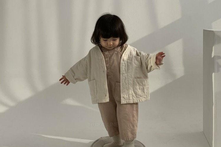 BELLA BAMBINA - BRAND - Korean Children Fashion - #Kfashion4kids - Bio Jacket