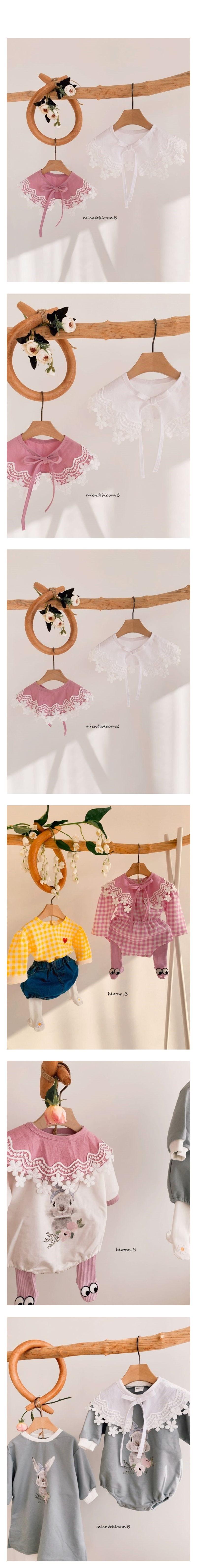 BLOOM B - Korean Children Fashion - #Kfashion4kids - Flower Leaf Cape