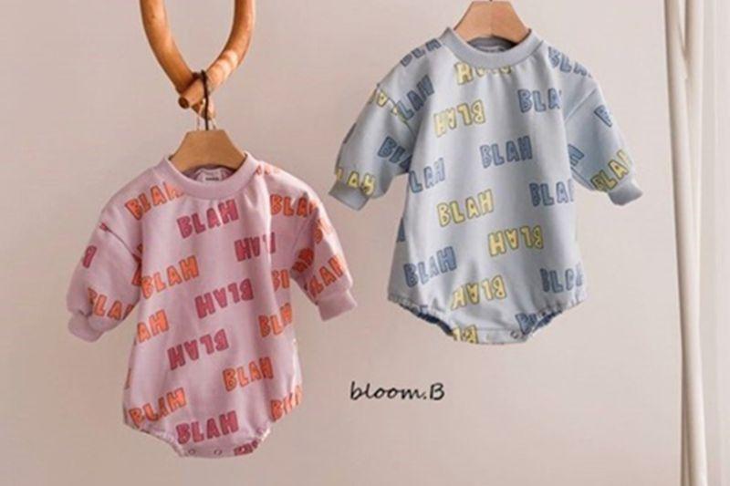 BLOOM B - BRAND - Korean Children Fashion - #Kfashion4kids - Blabla Bodysuit