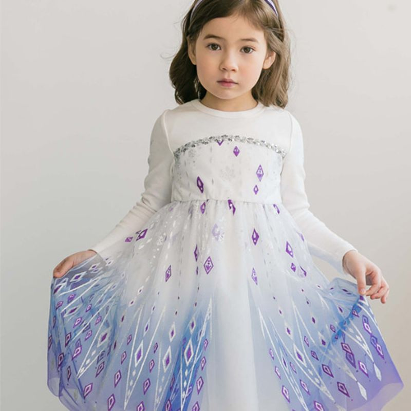 COCO RIBBON - BRAND - Korean Children Fashion - #Kfashion4kids - Winter Nelsa One-piece